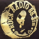Logo da emissora Radio KUCR 88.3 FM