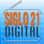 Logo da emissora Radio Siglo 21 93.9 FM