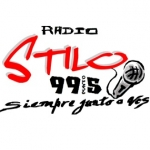 Logo da emissora Radio Stilo 99.5 FM
