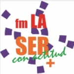 Logo da emissora Radio Láser 92.5 FM