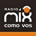 Logo da emissora Radio Mix 103.3 FM
