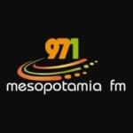 Logo da emissora Radio Mesopotamia 97.1 FM