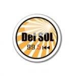 Logo da emissora Radio Del Sol 99.5 FM