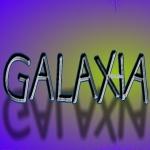 Logo da emissora Radio Galaxia 94.5 FM
