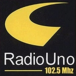 Logo da emissora Radio Uno 102.5 FM