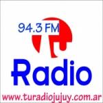 Logo da emissora Tu Radio 94.3 FM