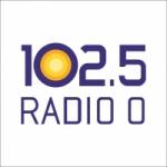 Logo da emissora Radio O 102.5 FM