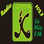 Logo da emissora Radio Paraíso Mix 102.7 FM