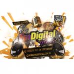 Logo da emissora Radio Digital 96.5 FM