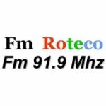 Logo da emissora Radio Roteco 91.9 FM