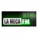 Logo da emissora Radio La Meca 91.7 FM