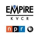 Logo da emissora Radio KVCR 91.9 FM