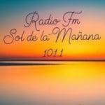 Logo da emissora Radio Sol De La Mañana 101.1 FM
