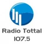 Logo da emissora Radio Tottal 107.9 FM