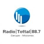 Logo da emissora Radio Tottal 88.7 FM