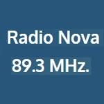 Logo da emissora Radio Nova 89.3 FM