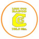 Logo da emissora Radio CE 106.5 FM