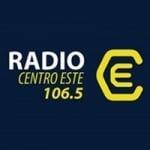 Logo da emissora Radio Centro Este 106.5 FM