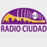 Logo da emissora Radio Ciudad 94.5 FM