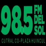 Logo da emissora Radio Del Sol 98.5 FM