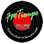 Logo da emissora Radio Tiempo 105.1 FM