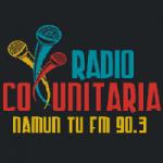Logo da emissora Radio Namun Tu 90.3 FM