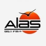 Logo da emissora Radio Alas 95.1 FM