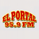 Logo da emissora Radio El Portal 95.9 FM
