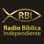 Logo da emissora Radio Biblica Independiente 92.9 FM