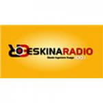 Logo da emissora Radio Eskina 100.1 FM