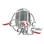 Logo da emissora Radio Classic 96.5 FM