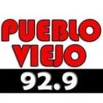 Logo da emissora Radio Pueblo Viejo 92.9 FM
