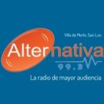 Logo da emissora Radio Alternativa 99.3 FM