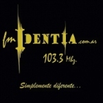 Logo da emissora Radio Identia 103.3 FM