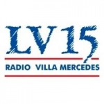 Logo da emissora Radio Villa Mercedes 640 AM 99.9 FM