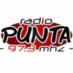 Logo da emissora Radio Punta 97.3 FM