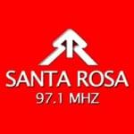 Logo da emissora Radio Santa Rosa 97.1 FM