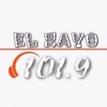 Logo da emissora Radio El Rayo 101.9 FM