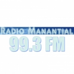 Logo da emissora Radio Manantial 99.3 FM
