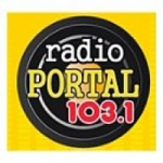 Logo da emissora Radio Portal 103.1 FM