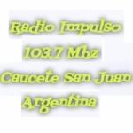 Logo da emissora Radio Impulso 103.7 FM