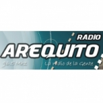 Logo da emissora Radio Arequito 96.5 FM