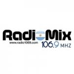 Logo da emissora Radio Mix 106.9 FM