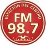 Logo da emissora Radio Del Centro 98.7 FM