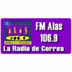 Logo da emissora Radio Alas CUT 106.9 FM - Retraso 30 Minutos