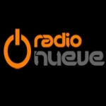 Logo da emissora Radio 9 99.9 FM