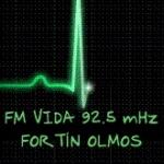 Logo da emissora Radio Vida 92.5 FM