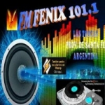 Logo da emissora Radio Fenix 101.1 FM