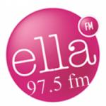 Logo da emissora Radio Ella 97.5 FM
