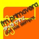 Logo da emissora Radio Primavera 94.9 FM